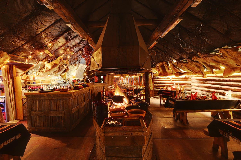 Restaurant Kammi Levi Center Hullu Poro
