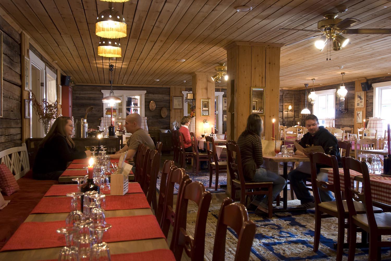 Ravintola ämmilä Levi