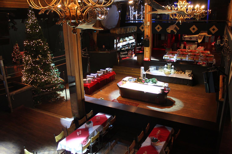joulu 2018 levi Christmas dinner in Hullu Poro Areena   Levi Center Hullu Poro joulu 2018 levi