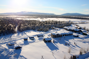 Taivaanvalkeat-Levi-Lapland