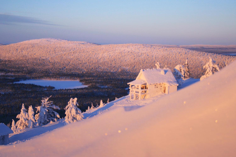 lappland finnland winterurlaub