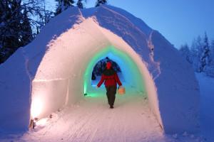 Tonttu-Tunnelissa